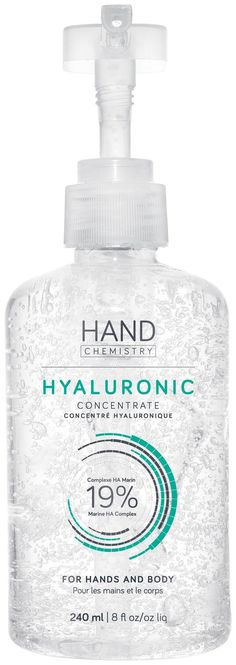 Hand Chemistry Hyaluronic Concentration - Free Shipping