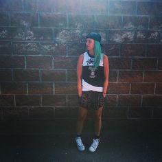 Leopard print shorts, vans sk8-hi, Stussy Half Tour Top