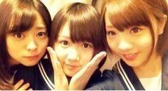 乃木坂46 (nogizaka46) Ito Nene (伊藤寧々) Nagashima Seira (永島聖羅) Noujo Ami (能條愛未)
