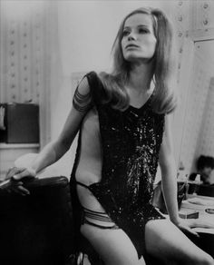 Veruschka - Blow-Up - Michelangelo Antonioni -1966.