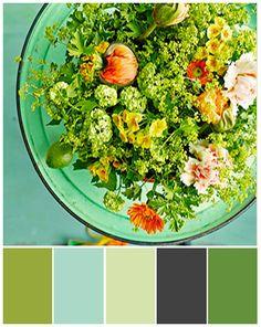 Granny Smith Green   Color Crush #stylyze #Lonny