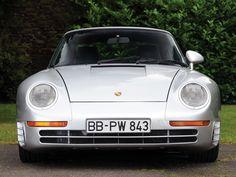 Porsche 959 Vorserie 1985 – 1986