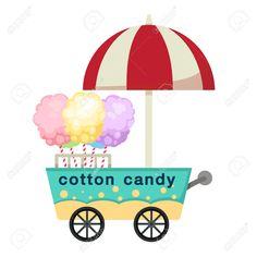 festival de algodon de azucar - Buscar con Google