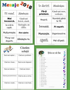 Plan de dezvoltare personala Little Einsteins, Mindfulness For Kids, Kids Education, Kids And Parenting, Growing Up, Back To School, Therapy, Teacher, Classroom