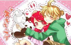 Rin Len Like Dislike Suki Kirai kasane teto kagamine len #tetoxlen #mikuxlen