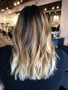 Ideas to go blonde – warm long balayage  medium length haircuts, short hairstyles, blonde bob, ask blonde, icy blonde, wavy blonde hair, straight hair, long hair, short hair, beautiful blonde hairstyles, bright blonde balayage,  straight ends haircut, trendy cut and color, celebrity hairstyles, best hairstyle for tall woman, baleyage with dimension, long medium long bob, ombre hair, 50 shades of blonde, kardashian hairsyle, stunning shoulder