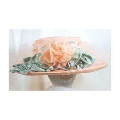 Tea Hat at Maggie Mae Designs Millinery