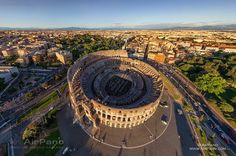 Roman Colosseum Italy must travel places