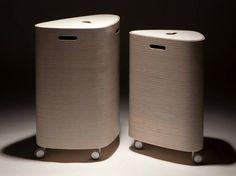 Kerto® laundry container AVANTO | Laundry container - Havuu