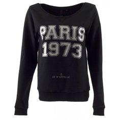 Est Paris 1973 Sweater - Black