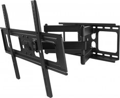 Buy One For All 32 - Tilt And Swivel TV Wall Bracket at Argos. Thousands of products for same day delivery or fast store collection. Tv Wall Brackets, Tv Wall Mount Bracket, Wall Mounted Tv, 65 Inch Tvs, Concrete Anchors, 60 Kg, Flat Tv, Swivel Tv, Wall Installation