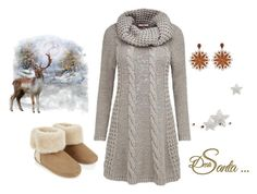 """""""Untitled #290"""" by doinabarsan ❤ liked on Polyvore featuring Accessorize, Joe Browns and Carla Amorim"""