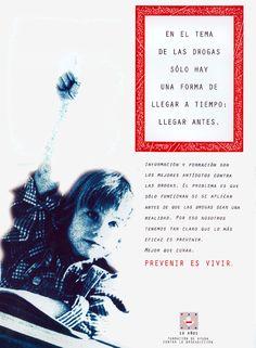 Campaña Prevenir es vivir I - 1997