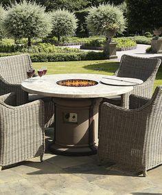 43 best fire pit table images outdoor fire pit table backyard rh pinterest com