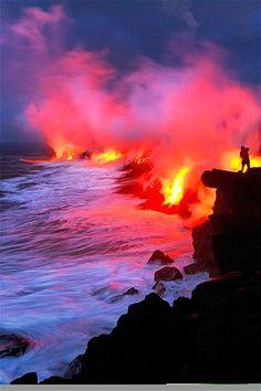 Lava & The Sea