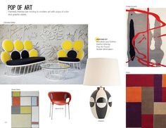 Trend: Pop of Art #hpmkt