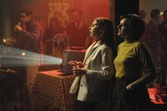 9 Unsung Female Characters Of Mad Men  #refinery29  http://www.refinery29.com/2015/04/84932/best-female-characters-last-season-of-mad-men#slide-7  Joyce RamsayThe '60s were not an easy time for anyone who was openly gay. Viewers got a glimpse at the struggles of being closeted in an almost entirely hyper-masculine, heterosexual office environment through the lens of character Sal Romero, with the agency's landscape further fleshed out thanks to the brief story line about the young, openly…