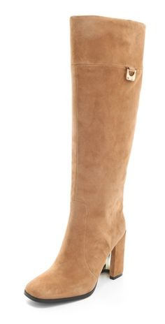 f34eecdbca95 Diane von Furstenberg Yvonne High Heel Boots High Heel Boots