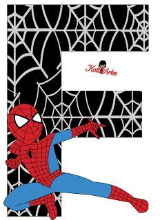 - Visit to grab an amazing super hero shirt now on sale! Spiderman Theme, Black Spiderman, Spiderman Stickers, Superhero Birthday Party, 3rd Birthday, Alphabet, Man Party, Birthday Numbers, Party Props