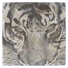 tiger stone coaster stone beverage coaster
