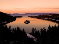 Walk to the gondola at Heavenly from your Deluxe Room at this eco-friendly hotel, one of the newest in South Lake Tahoe.  The Destination Lake Tahoe—the largest alpine lake in North America and the seco...