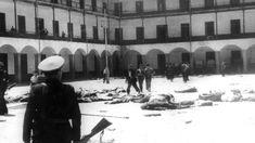 MILITARES ASESINADOS EN EL CUARTEL DE LA MONTAÑA (20 DE JULIO DE 1936)