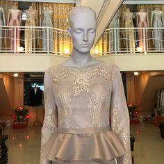 Thai dress, thai costume ชุดไทยประยุกต์