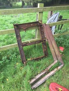 Rear #mounted #pallet #forks for tractor,  View more on the LINK: http://www.zeppy.io/product/gb/2/221971160249/