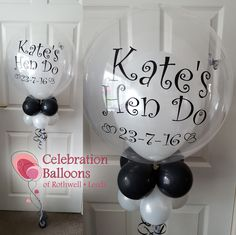 Celebration Balloons of Rothwell - Party Balloons in Leeds Hen Party Balloons, Celebration Balloons, Wedding Balloons, Balloon Centerpieces, Balloon Decorations, Balloon Pictures, Personalized Balloons, Party Needs, Hens Night