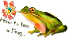 How to kiss a frog: How to kiss a Frog oder wie mein Prinz mich traf