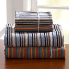 Stripe Favorite Tee Sheet Set | PBteen