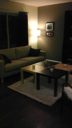 Room completed 2 Ikea, Neutral, Living Room, Table, Furniture, Home Decor, Decoration Home, Ikea Co, Room Decor