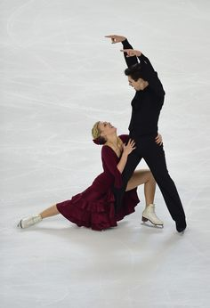 ISU Grand Prix of Figure Skating: Day 1