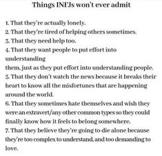 I feel emotionally attacked this is accurate for me I wish more people would take time to listen so they can learn to understand Infj Traits, Infj Mbti, Intj And Infj, Infj Type, Isfj, Rarest Personality Type, Intj Personality, Myers Briggs Personality Types, Personalidad Infj