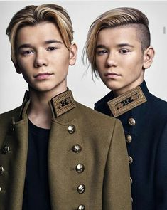 Happy Birthday boys. #sweet16 #marcusandmartinus