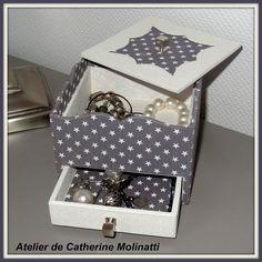 Ma petite boite à bijoux de chevet