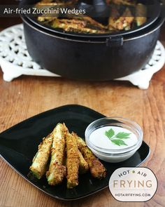 These coated and air-fried wedges make a delicious appetizer, side dish or snack. There's only about 15 minutes total active time from you; the Actifry t