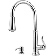 Pfister Ashfield Pull Down Kitchen Faucet GT529YP