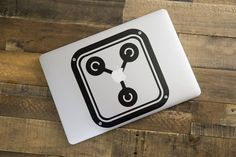 Flux Capacitor Decal Sticker...