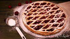 Placinta rapida cu visine - Reteta VIDEO - LaLena.ro Apple Pie, Waffles, Breakfast, Desserts, Food, Knives, Morning Coffee, Tailgate Desserts, Deserts
