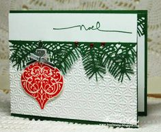 Stamping with Klass: Holly Jolly Noel