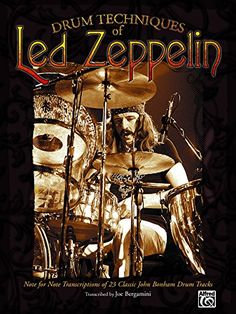 #Band,DownLoad,#Klassiker,Led Zeppelin,Musiker Drum Techniques of Led Zeppelin: Note-for-Note Transcriptions of 23 Classic John Bonham Drum Tracks - http://sound.saar.city/?p=20215