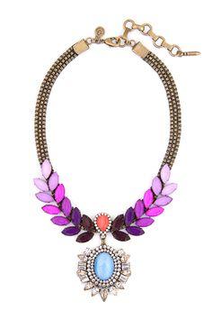Valentina Necklace in bloom