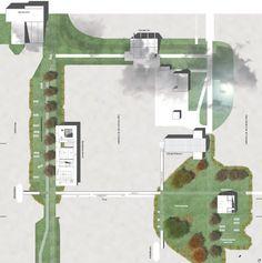 Het plan 'Levend erfgoed in de 21e eeuw' (beeld: M&DB Architecten)