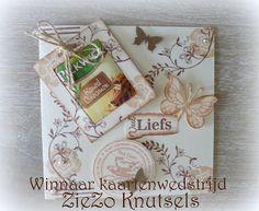 ZieZo Knutsels: De winnaar van de kaartenwedstrijd!
