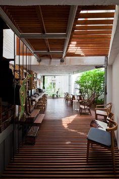 a21 house by a21studio, Viet Nam