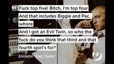 #eminem #evil twin #mmlp2 #slim shady