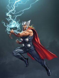 Thor by Chris Wahl