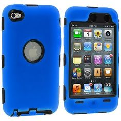 £3.45  Blue Deluxe Hybrid Premium Rugged Hard Soft Case Skin Cover for iPod Touch 4th Generation 4G 4 , http://www.amazon.co.uk/dp/B00AAMNAJQ/ref=cm_sw_r_pi_dp_Q2.lrb1BYYF7J