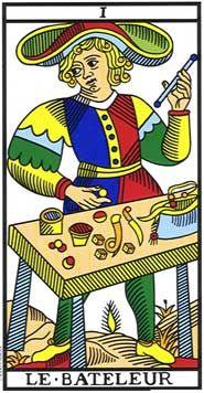 Tarot de Marseille (Camoin-Jodorowsky)